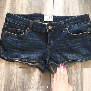 3/$50- Garage Jean Shorts